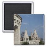 Hungary, capital city of Budapest. Buda, Castle Magnet