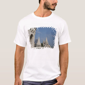 Hungary, capital city of Budapest. Buda, Castle T-Shirt