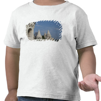 Hungary capital city of Budapest Buda Castle T-shirt