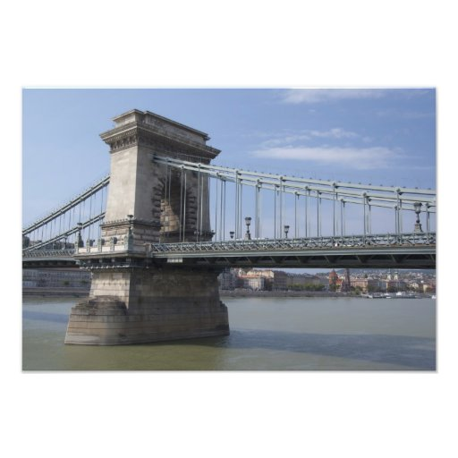 Hungary, capital city of Budapest. Historic 3 Photo Art