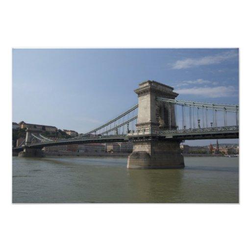 Hungary, capital city of Budapest. Historic 3 Photograph