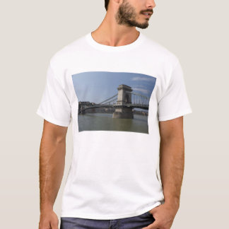 Hungary, capital city of Budapest. Historic 3 T-Shirt