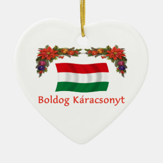 Merry Christmas In Hungarian Gifts - T-Shirts, Art, Posters ...