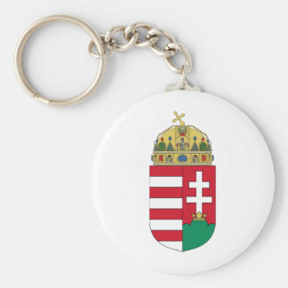 Hungary Coat of arms HU Key Chains