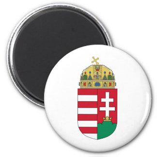 Hungary Coat of arms HU Magnet