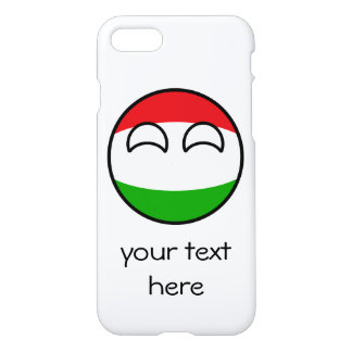 Hungary Countryball iPhone 7 Case