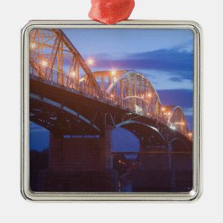 HUNGARY, DANUBE BEND, Estergom: Maria Valeria Christmas Ornament