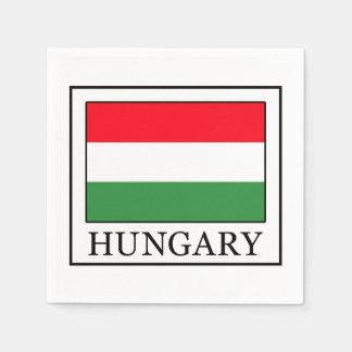 Hungary Disposable Napkin