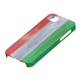Hungary distressed Hungarian flag iPhone 5 Cover
