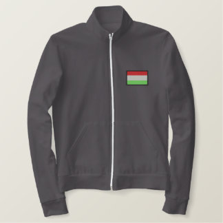 Hungary Embroidered Jacket