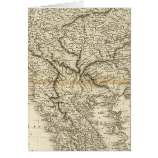 Hungary, European Turkey Card