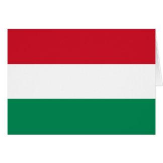 Hungary Flag Cards