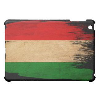 Hungary Flag Cover For The iPad Mini