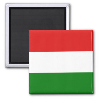 Hungary Flag Magnet