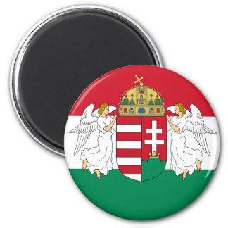 Hungary , Hungary 6 Cm Round Magnet