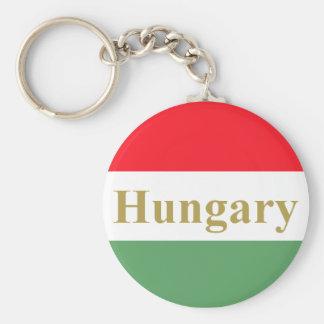 Hungary Key Ring