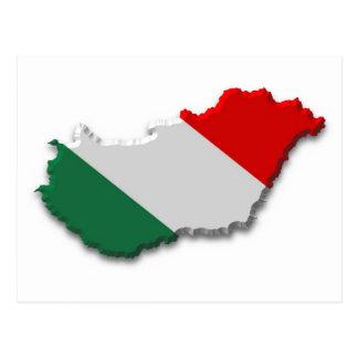 Hungary Postcard