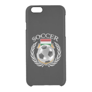 Hungary Soccer 2016 Fan Gear Clear iPhone 6/6S Case