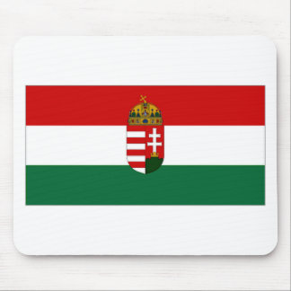 Hungary State Flag Mouse Mat