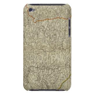 Hungary, Transilvania, Sclavonia, Croatia iPod Touch Cover