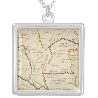 Hungary, Transylvania Silver Plated Necklace