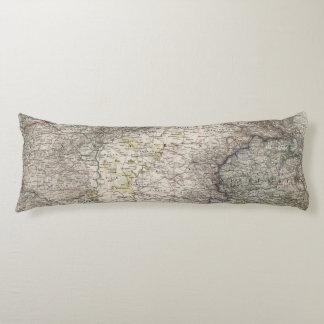 Hungary, Transylvania, Slavonia, Croatia Body Cushion