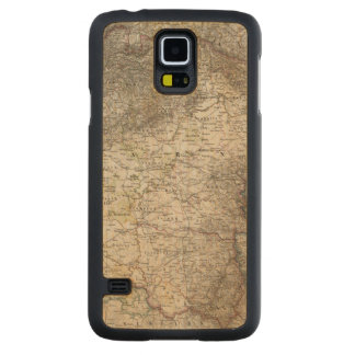 Hungary, Transylvania, Slavonia, Croatia Carved Maple Galaxy S5 Case