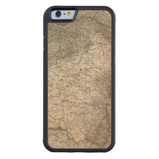 Hungary, Transylvania, Slavonia, Croatia Carved Maple iPhone 6 Bumper Case