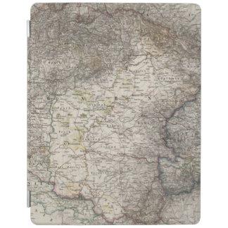 Hungary, Transylvania, Slavonia, Croatia iPad Cover