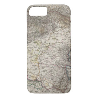 Hungary, Transylvania, Slavonia, Croatia iPhone 8/7 Case