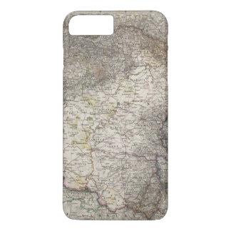 Hungary, Transylvania, Slavonia, Croatia iPhone 8 Plus/7 Plus Case