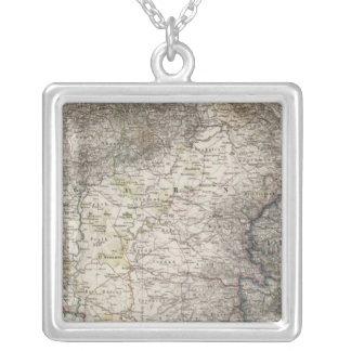 Hungary, Transylvania, Slavonia, Croatia Silver Plated Necklace