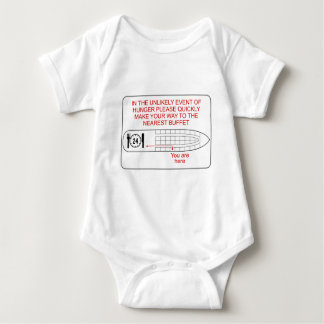 Hunger Emergency Baby Bodysuit