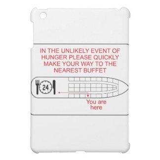 Hunger Emergency iPad Mini Cases