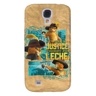 Hunger For Justice Galaxy S4 Case