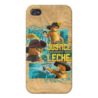 Hunger For Justice iPhone 4 Case