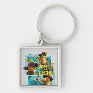 Hunger For Justice Key Ring