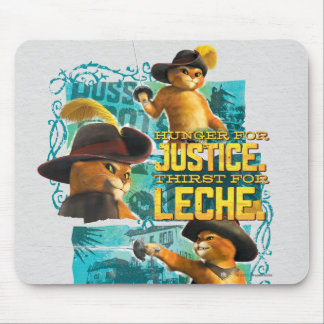 Hunger For Justice Mouse Mat