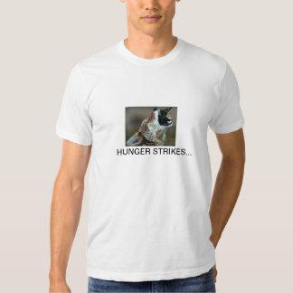 Hunger Strikes Tshirt