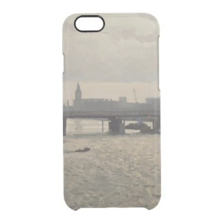Hungerford Bridge from Waterloo Bridge Clear iPhone 6/6S Case