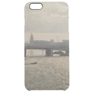 Hungerford Bridge from Waterloo Bridge Clear iPhone 6 Plus Case