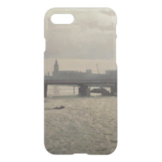 Hungerford Bridge from Waterloo Bridge iPhone 7 Case