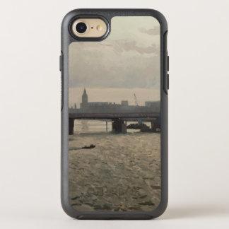 Hungerford Bridge from Waterloo Bridge OtterBox Symmetry iPhone 7 Case