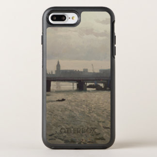 Hungerford Bridge from Waterloo Bridge OtterBox Symmetry iPhone 7 Plus Case