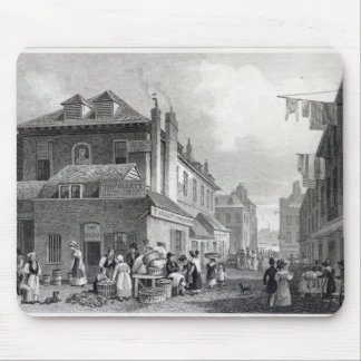 Hungerford Market, Strand, engraved Thomas Mouse Pad