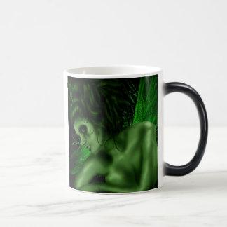 hungover green fairy/absinthe mug