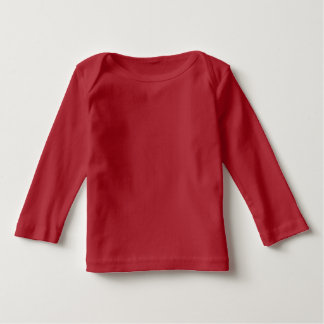 Hungry - Baby American Apparel Long Sleeve T-Shirt