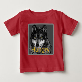 Hungry - Baby Fine Jersey T-Shirt
