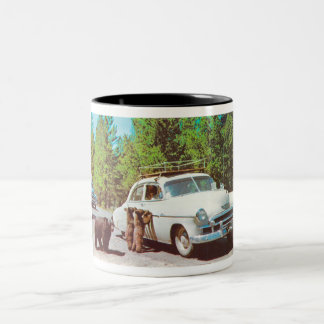 Hungry Bears Coffee Mug