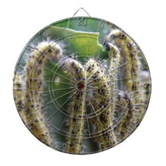 Hungry Cabbage White Caterpillars Dart Board